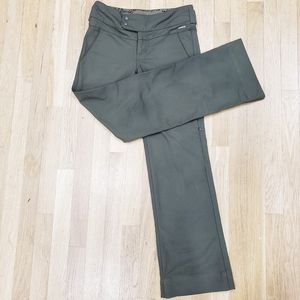 Lululemon Travel Pants with Flare Bottoms
